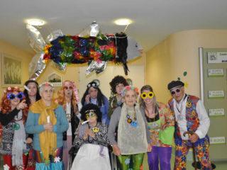 Carnaval en el Centro